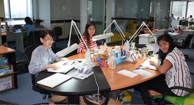 Office Staff 3